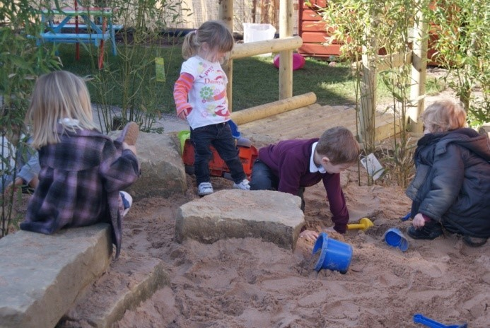 Lord Sand Digging Area