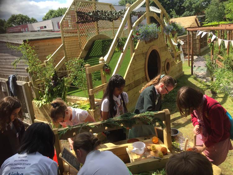 Bishop Bridgman Primary, Bolton