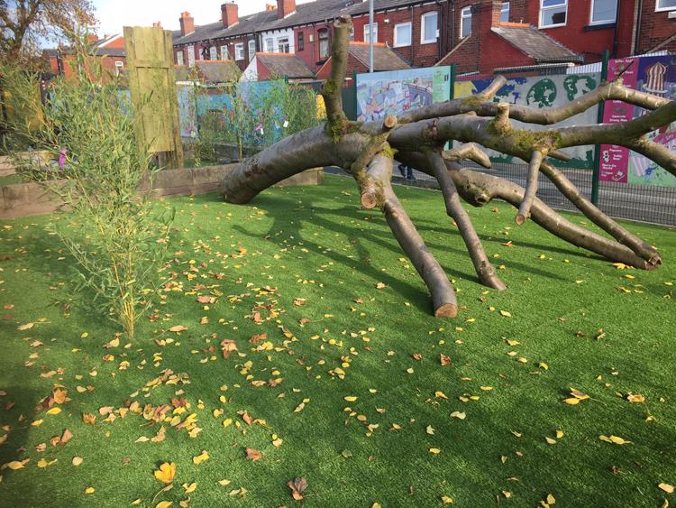 Castle Hill Primary, Bolton