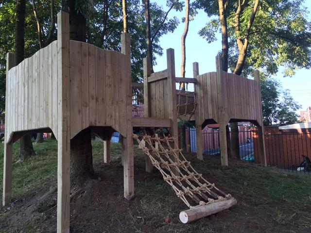 Sunninghill Tree Platforms